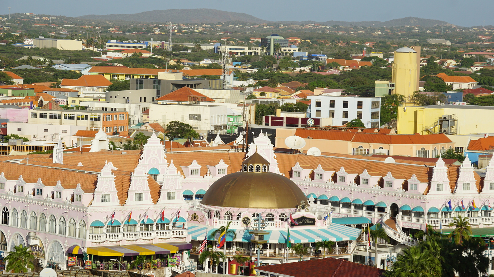 Aruba: Lighthouse interpretarion services
