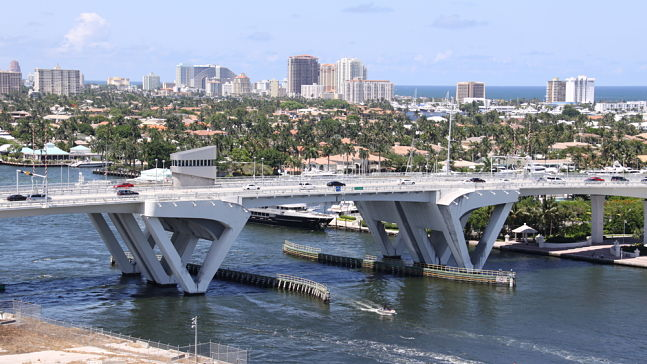 Fort Lauderdale, Florida: Lighthouse interpretarion services