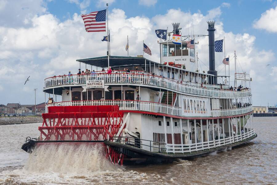 New Orleans: Lighthouse interpretarion services