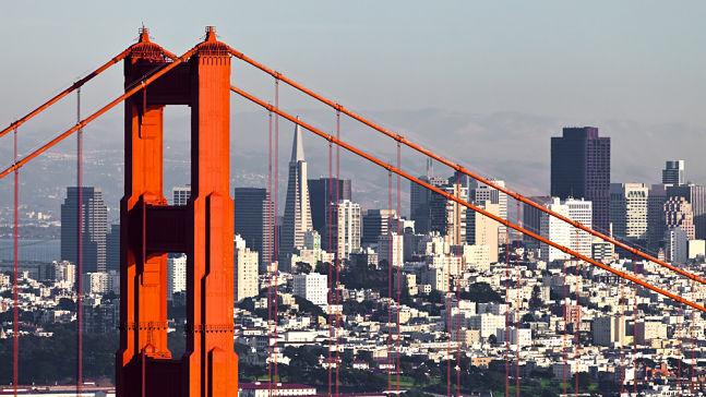 The Golden Bridge, San Francisco Interpreter Services