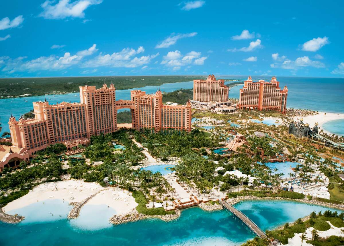 Famous Atlantis Hotel, Bahamas Interpreter Services